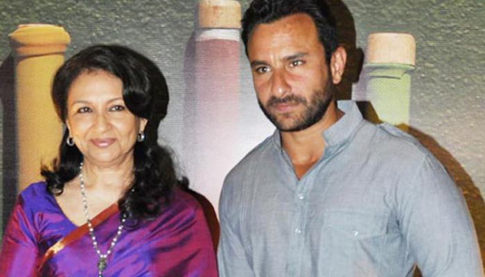 शर्मिला टैगोर, सैफ अली खान को नोटिस