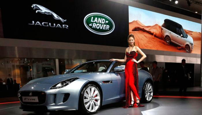 टाटा जैगुआर लैंड रोवर ने चीन में खोला अपना पहला विदेशी कारखाना