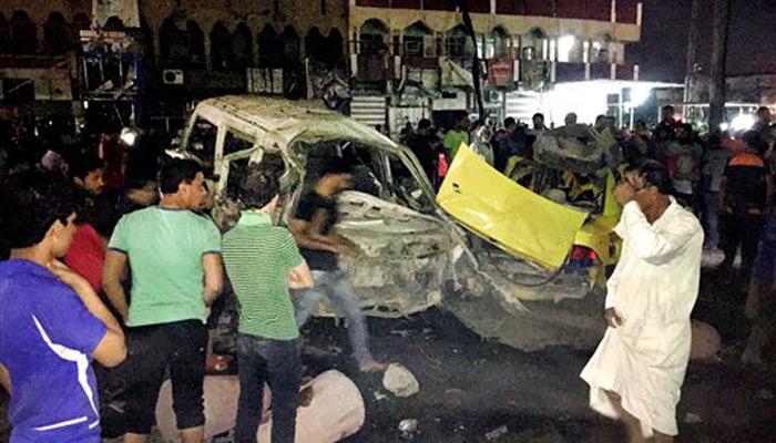 इराक में कार बम हमलों में 38 लोगों की मौत
