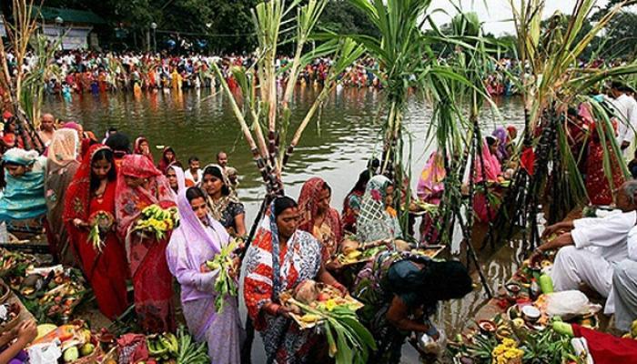 भारत की लोक संस्कृति का महाउत्सव है छठ का पर्व