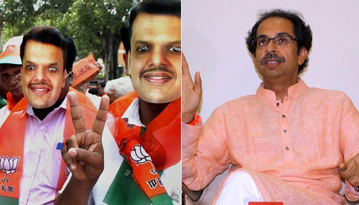 महाराष्ट्र विधानसभा सत्र शुरू, 'आमने-सामने' बीजेपी-शिवसेना