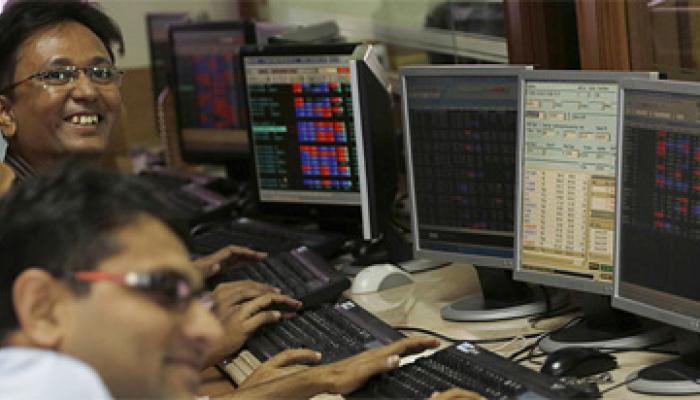 शेयर बाजार तेजी की लहर पर सवार, सेंसेक्स 28000 के पार