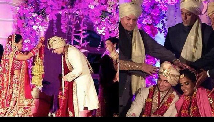 Salman`s Sister Arpita Khan`s Grand Wedding