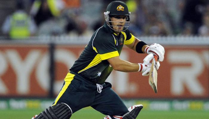 फिंच के शतक से आस्ट्रेलिया के पांच विकेट पर 329 रन