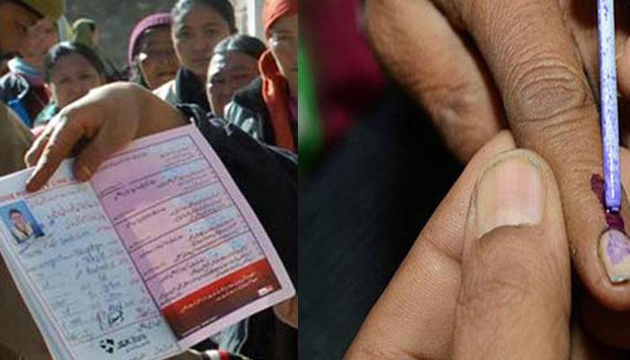 जम्मू-कश्मीर में 1987 में हुए मतदान का रिकॉर्ड टूटा! 71% वोटिंग, झारखंड में 62 %