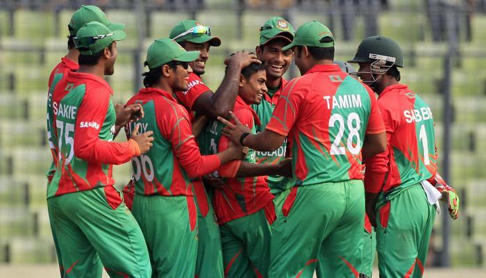 पदार्पण मैच में ही हैट्रिक लेने वाले पहले गेंदबाज बने बांग्लादेश के ताइजुल इस्लाम