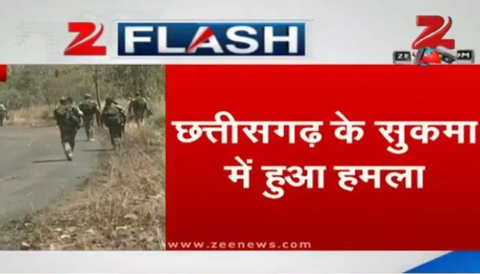 छत्तीसगढ़ नक्सली हमला: हालात का जायजा लेने पहुंचे राजनाथ, सीआरपीएफ ने कहा लूटे गए हथियारों से फिर हमला कर सकते हैं नक्सली