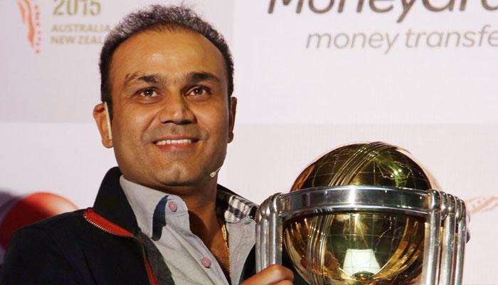 उम्मीद है विश्व कप संभावित खिलाड़ियों में मेरा नाम होगा: वीरेंद्र सहवाग