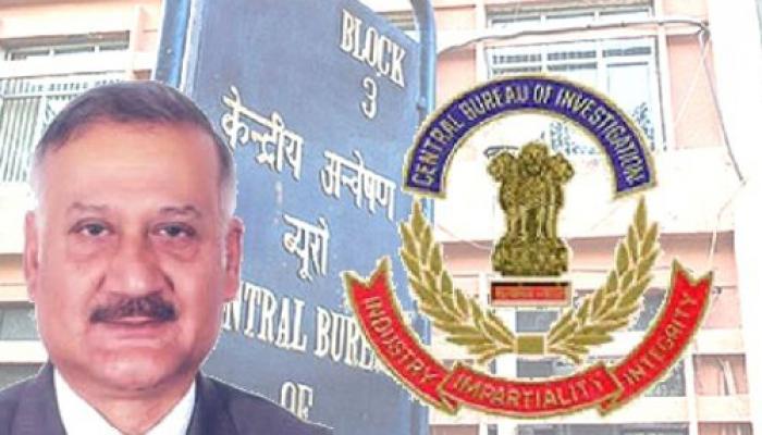 अनिल कुमार सिन्हा ने सीबीआई निदेशक का पदभार संभाला