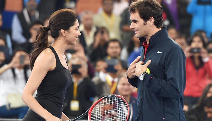 अंतरराष्ट्रीय प्रीमियर टेनिस लीग देखने पहुंचे आमिर, दीपिका और अक्षय
