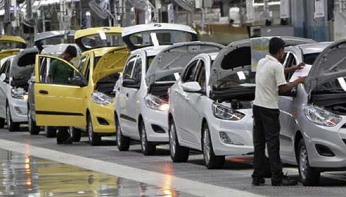 घरेलू बाजार में नवंबर के दौरान कारों की बिक्री 9.52 फीसदी बढ़ी