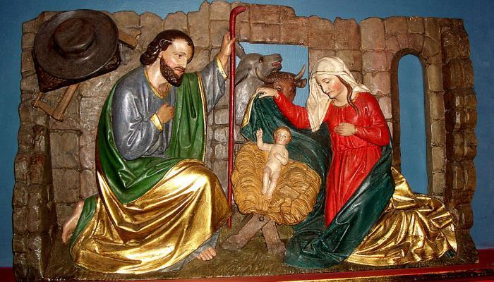 प्रभु यीशु के बाल रूप का मंत्र-मुग्ध कर देने वाला मंचन किया नन्हे-मुन्हे बच्चों ने
