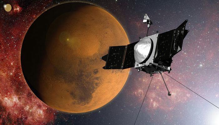 मंगल की वायुमंडलीय क्षति का कारण पता चला