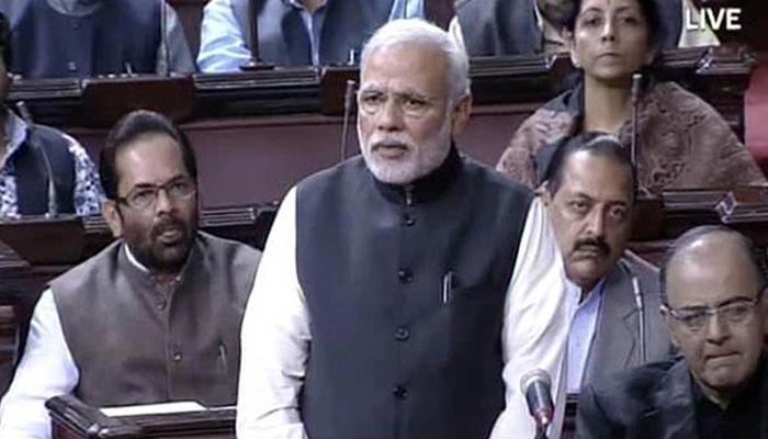 धर्मांतरण के मुद्दे पर राज्यसभा में गतिरोध बरकरार, विपक्ष PM के जवाब पर अड़ा