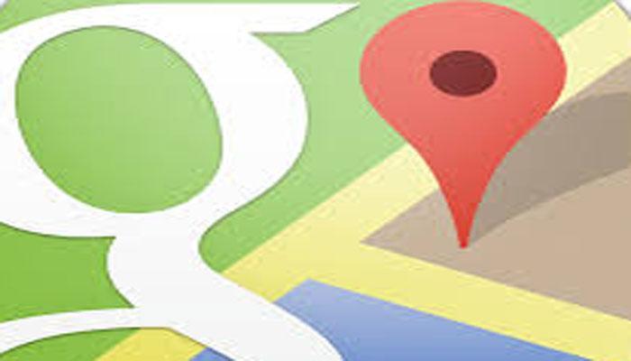 गूगल गलतीः भारत के नक्शे से गायब हुए पंजाब-राजस्थान