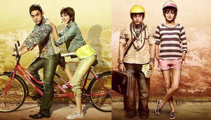 आमिर की 'पीके' ने सिर्फ दो दिन में 50 करोड़ रुपये से ज्यादा की कमाई की