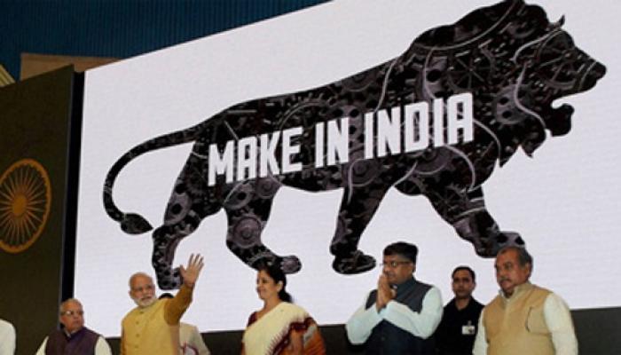 'मेक इन इंडिया' अभियान के संबंध में बैठक 29 दिसंबर को