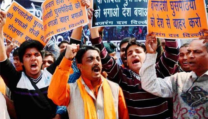 'अगर बांग्लादेशी देश से बाहर नहीं जाते तो उन्हें हिंदू बनाया जाए'