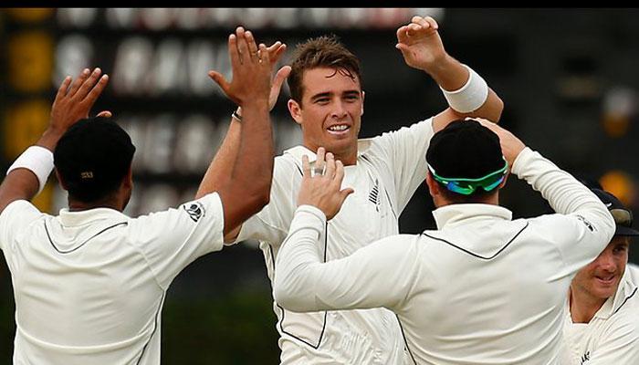 क्राइस्टचर्च टेस्ट: न्यूजीलैंड ने श्रीलंका को आठ विकेट से हराया