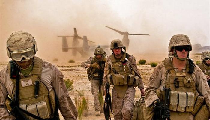 अफगानिस्तान में अमेरिकी अभियान खत्म, ओबामा ने जवानों की तारीफ की