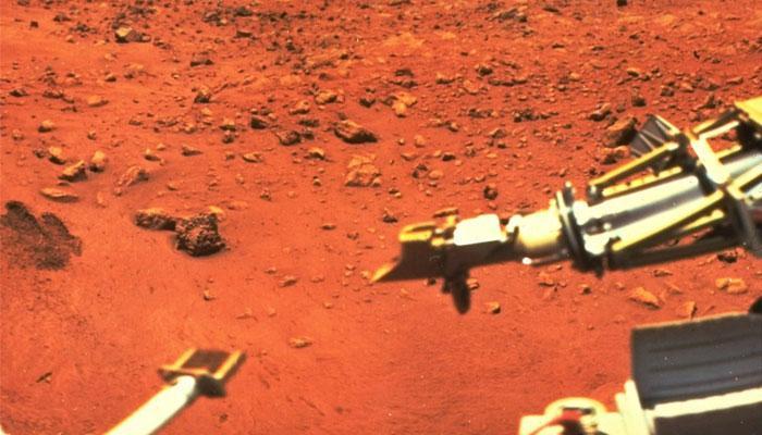 मंगल ग्रह पर है एलियन का ताबूत?