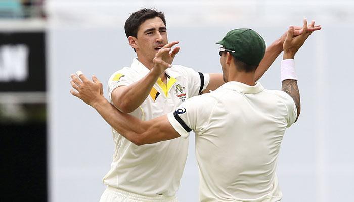 चौथे टेस्ट के लिए जॉनसन की जगह स्टार्क आस्ट्रेलियाई टीम में