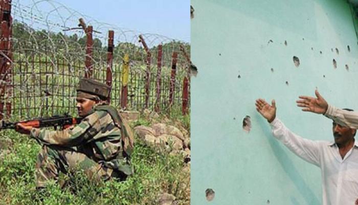 बॉर्डर पर पाकिस्तान की सीनाजोरी; जम्मू-कश्मीर में सीमा पार से जबरदस्त फायरिंग, हजारों लोगों ने किया पलायन
