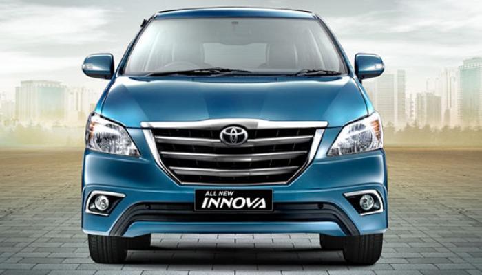 टोयोटा ने लॉन्च की नई इनोवा कार, कीमत 10.51 लाख रुपए से शुरू