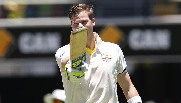 सिडनी टेस्ट: स्टीवन स्मिथ के शतक से आस्ट्रेलिया ने शिकंजा कसा