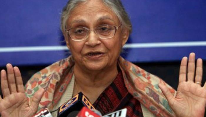 किसी ने मुझसे हटने को नहीं कहा, चुनाव नहीं लड़ने का फैसला मेरा था : शीला दीक्षित