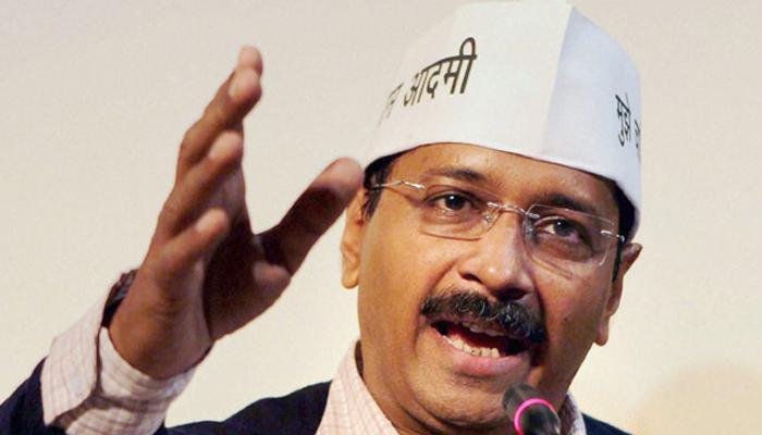 BJP की शिकायत पर EC ने केजरीवाल को भेजा कारण बताओ नोटिस
