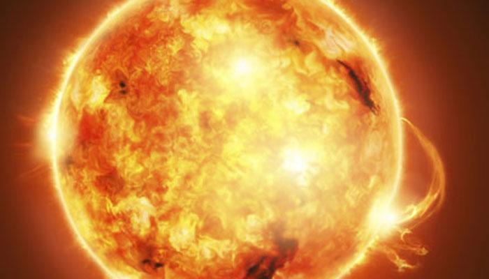 नासा के एसडीओ ने लिया सूर्य का 10 करोड़वां फोटो