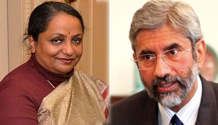 सुजाता सिंह का इस्तीफा, एस. जयशंकर बनाए गए नए विदेश सचिव