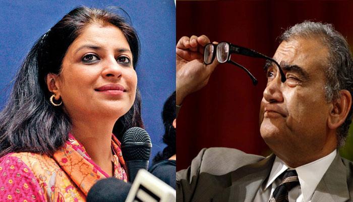 'खूबसूरत शाजिया CM कैंडिडेट होती तो BJP की जीत पक्की थी'