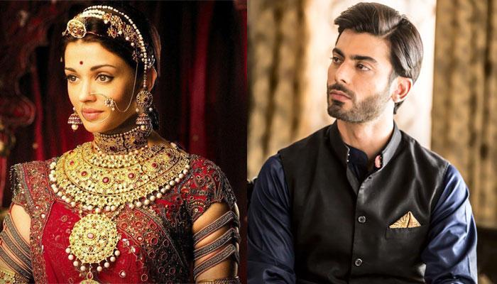 ऐश्वर्या रॉय बच्चन के साथ काम करेंगे पाकिस्तानी कलाकार फवाद!