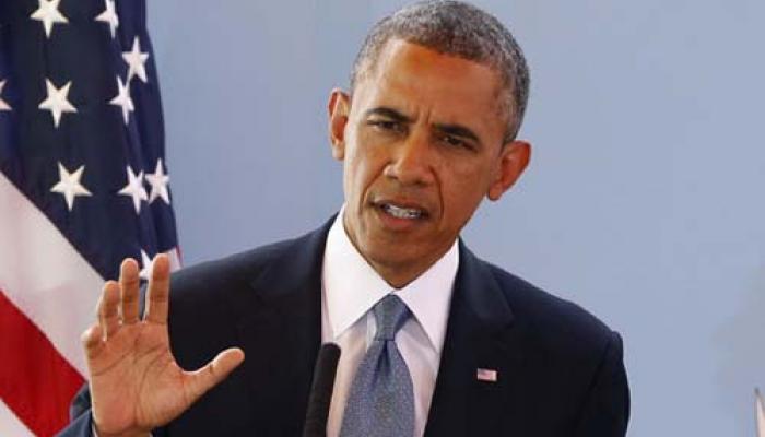 ओबामा ने की मुस्लिम नेताओं से मुलाकात, चरमपंथ की चुनौती पर की चर्चा