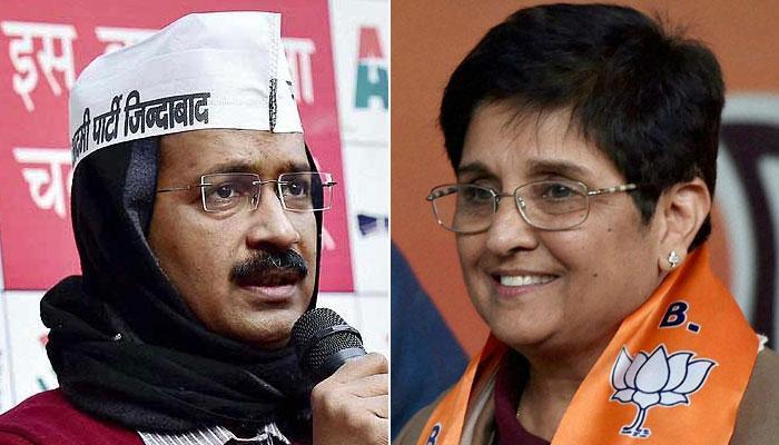 दिल्ली चुनाव: एक्जिट पोल में AAP की जीत के बाद भाजपा करेगी समीक्षा बैठक