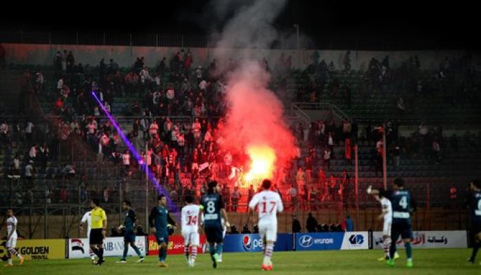 मिस्र में स्टेडियम में प्रवेश को लेकर संघर्ष, 22 फुटबॉल प्रेमियों की मौत