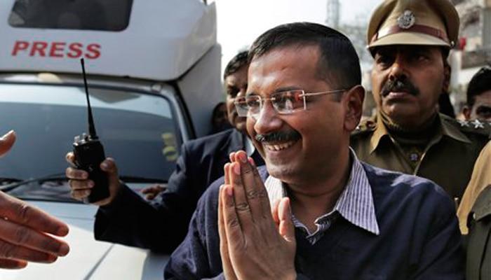 दिल्ली विधानसभा चुनाव परिणाम : केजरीवाल ने नुपूर शर्मा को हराया