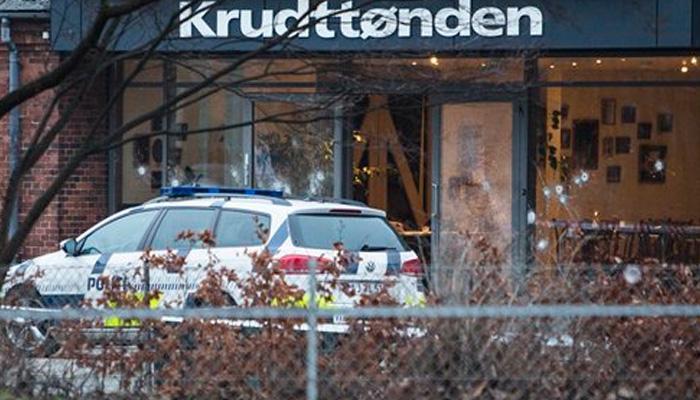कोपेनहेगन में गोलीबारी में 2 की मौत, हमलावर भी मारा गया