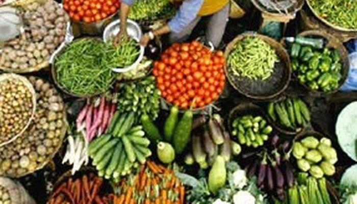 मंहगाई दर जनवरी में घटकर शून्य से 0.39% नीचे, खाद्य कीमतें बढ़ीं