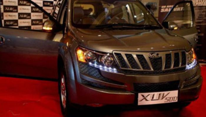 महिन्द्रा ने लॉन्च किया एक्सयूवी500 का सीमित संस्करण