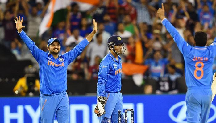 क्रिकेट वर्ल्ड कप 2015: UAE के खिलाफ जीत की हैट्रिक बनाने उतरेगी टीम इंडिया