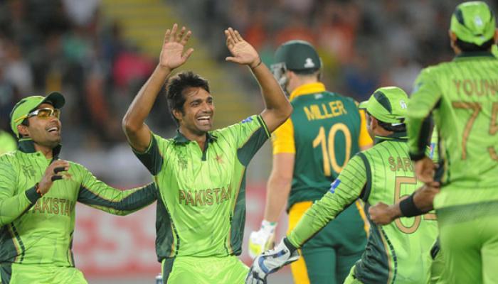ICC विश्व कप : रोमांचक मैच में पाकिस्तान ने दक्षिण अफ्रीका को 29 रन से हराया