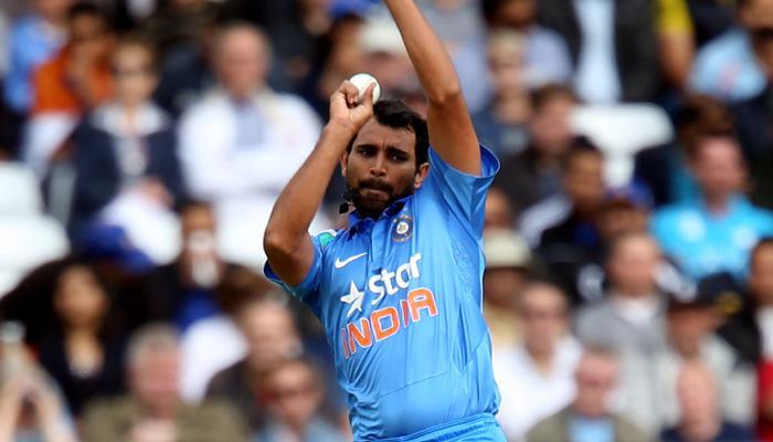 मोहम्मद शमी ने गेंदबाजी से प्रभावित किया : रिचर्ड हैडली