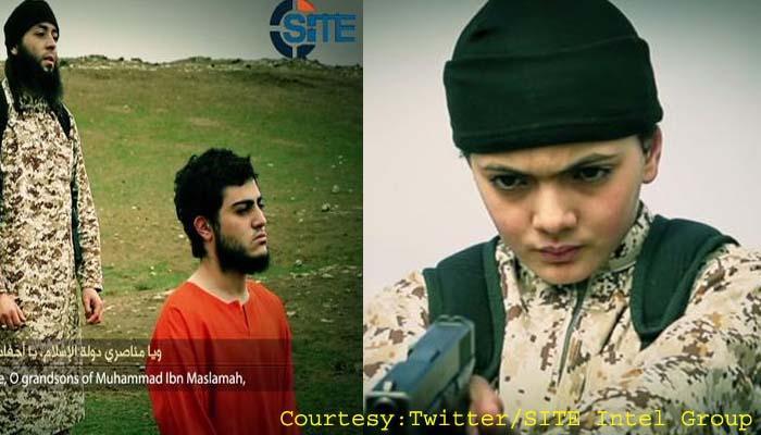 इस्लामिक स्टेट ने बच्चे को बनाया कातिल, वीडियो में इजरायली बंधक पर गोली चलाते दिखा