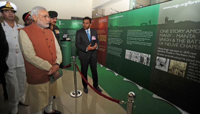प्रथम विश्व युद्ध में बलिदान देने वाले प्रत्येक भारतीय जवान को हम सलाम करते हैं: PM मोदी