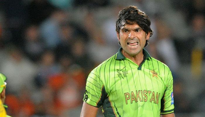 पाकिस्तान को तगड़ा झटका, तेज गेंदबाज इरफान विश्व कप से बाहर