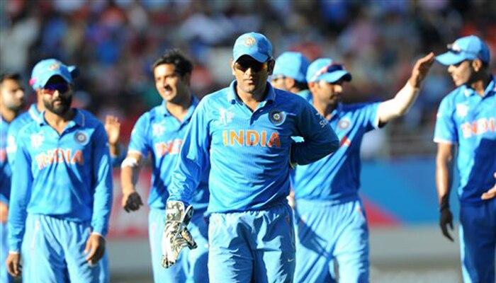 ICC वर्ल्ड कप का दूसरा क्वार्टर फाइनल: जीत का लय बरकरार रखने उतरेंगे धोनी के धुरंधर