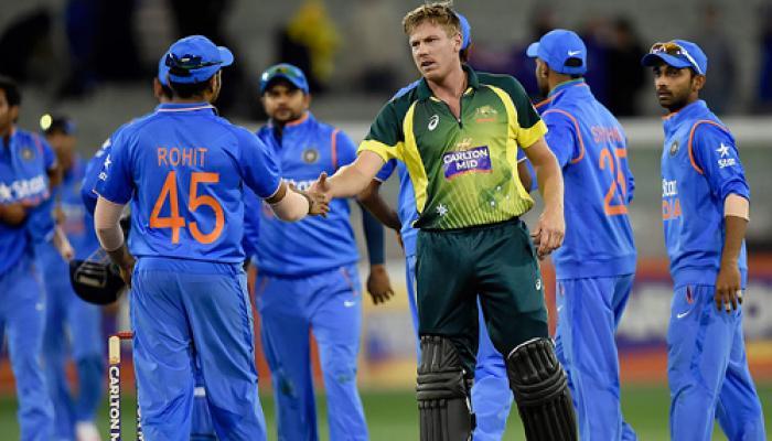 विश्व कप 2015: भारत-ऑस्ट्रेलिया सेमीफाइलन मैच में अंपायर होंगे धर्मसेना और केटलब्रा